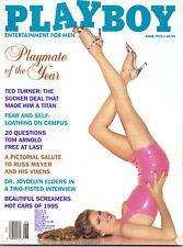 US-Playboy 06/1995      RHONDA ADAMS & JULIE CIALINI*     Juni/1995