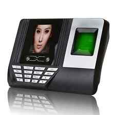 F-180 Realand Face Recognition+RFID Time Attendance Recorder+Fingerprint+8G