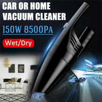 Car Vacuum Cleaner 150W For Car Auto Home Mini Portable Wet Dry Handheld  R