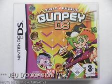 OCCASION: Jeu MUSIC PUZZLE GUNPEY nintendo DS game francais reflexion casse tete