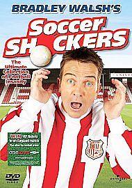 [DVD] Bradley Walsh's Soccer Shockers