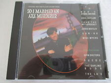 Danny Bramson - So I married an axe murderer - Soundtrack - DADC CD no ifpi