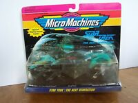 Micro Machines Star Trek The Next Generation Collection #3