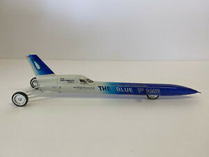 Bizarre 1:43 Scale 1970 The Blue Flame Model BZ2 Land Speed Car