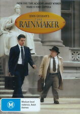 The Rainmaker - Crime / Drama / Thriller / Corruption - Matt Damon - NEW DVD