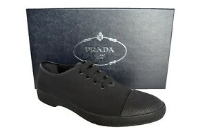 New Authentic PRADA Mens Shoes Sz US6 EU39 UK5 2EG149