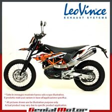 KTM 690 SMC R 2016 16 LEOVINCE ECHAPPEMENT LV ONE EVO INOX 8299E