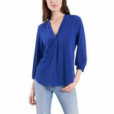 SALE! Two by Vince Camuto Ladies' V-Neck Long Sleeve Top | FREE SHIPPING! | B43