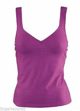 Unbranded Cotton Tank, Cami Tops & Blouses for Women