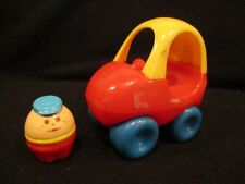 little tikes coop car with driver good shape