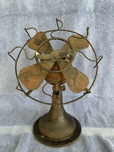 Rare Vintage Westinghouse Whirlwind Antique Fan 280598 - For Parts or Repair