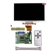 HDMI VGA 2AV+Reversing Driver Board+7inch AT070TN90 AT070TN92/93/94 800*480 LCD
