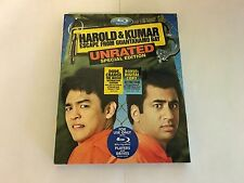 Harold and Kumar Escape From Guantanamo Bay w/Slipcover Blu-ray