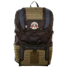 Bioworld Call of Duty Tactical Ops Built Up Laptop Backpack One Size Black New