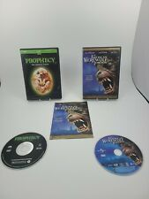 Prophecy: The Monster Movie Dvd & An American Werewolf in London Dvd Bundle