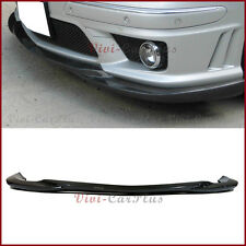 GodHand Carbon Fiber Front Spoiler Lower Lip For 07-09 W209 CLK63AMG Bumper Only