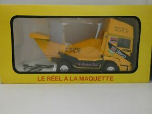 Camion Renault R390 V8 turbo course- LBS 1/43º made in France réf:4090 - MIB