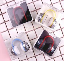 Headphone Contact Lens Case Travel Kit Pocket Size Storage Holder Container