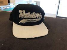 Starter Raiders Football Hat