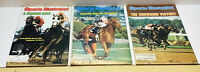 Vintage Derby Sports Illustrated From 1970S And 1983. Horse Derby Collectible!!