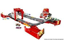 Disney Pixar Cars Super Pista Mack FPK72 Conjunto de Juego, Multi-Color