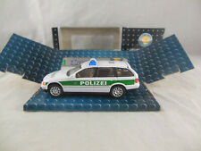 Cararama BMW 3 Series 5 Door Estate German Police Car Polizie Scale 1:43
