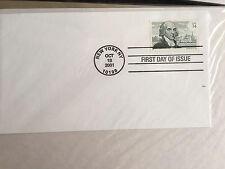FDC New York NY Oct 18 2001 US Postage Stamp #3545 James Madison Original Pkg