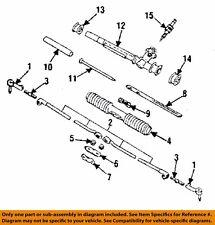 Genuine GM OEM Steering-Mounting Insulator 26000626