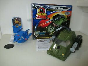 Kung Zhu Special Forces Battle Tank , Rhino Tank and Battle Armour Night Raid