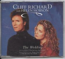 Cliff Richard with Helen Hobson - The Wedding (CD Single)