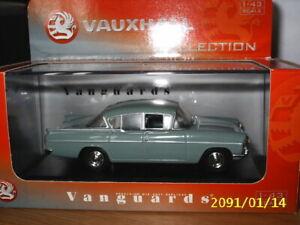 1:43 Vanguards - VAUXHALL Velox 1957