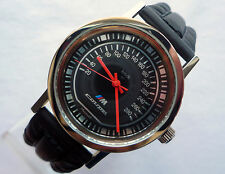 BMW M Power Classic Car Roadster Coupe Motorsport Automatic Sport Design Watch