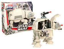 Star Wars Galactic Heroes Imperial AT-AT Fortress with AT-AT Driver New in Box