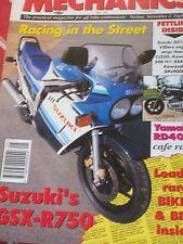 Classic & Motorcycle Mechanics 05/95 Suzuki GSX-R750,Yamaha RD Special, Honda