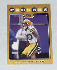 DONALD DRIVER Packers 2008 Topps #1419/2008 Gold Card #132