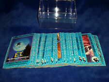 E.T. The EXTRA-TERRESTRIAL 1982 Topps Complete Set of 87 cards
