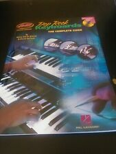 Pop Rock Keyboards Complete Guide Learn Piano Lessons Play-Along Book CD