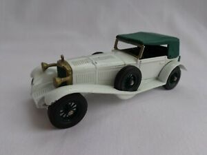 Matchbox Lesney Models Of Yesteryear Y-16 1928 Mercedes SS PRE-PRODUCTION TRIAL