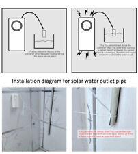 Sound Alarm Sensor for Home 2x Water Leak Leakage Detector Detection