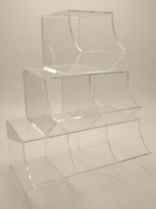 Pick 'n Mix Sweets Dispenser Perspex® Acrylic Sweet Display Confectionery Stand