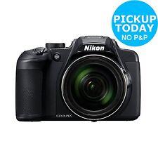 Nikon B700 16MP 60x Zoom Bridge Camera - Black. From the Argos Shop on ebay