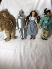 Vintage Wizard Of Oz Set Dolls Presents Hamilton Gifts Mgm Turner