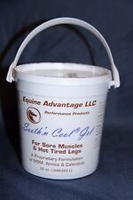 Sooth'n Cool Gel - 1 Quart Tub For Hot & Tired Legs after competition or work
