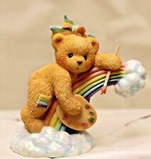 Cherished Teddies – ELLEN – You Color My Rainbow – 302775 – NIB
