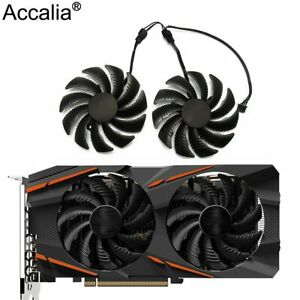 88MM T129215SU PLD09210S12HH 4Pin Cooling Fan For Gigabyte GTX 1050 1060 1070