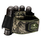 CRBN Carbon Paintball CC Harness 5+8 Pod Pack Adjustable Air Bag Camo S/M NEW!