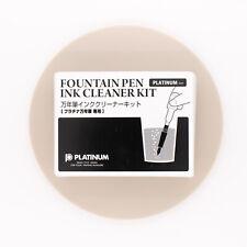 Platinum Kit De Nettoyage Pour Penne Stylos-Plumes Attache Platinum