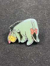 Disney Pin - Winnie the Pooh - Eeyore Looking Back and Grinning 7106