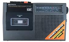 Vintage Hitachi TRK-1220L Radio Cassette Recorder Player Near Mint Con. Working