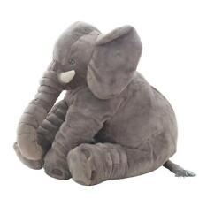 Plush Toy Stuffed Elephant Animal Doll Teddy Beat Kids Pillow Big Soft Play Gift